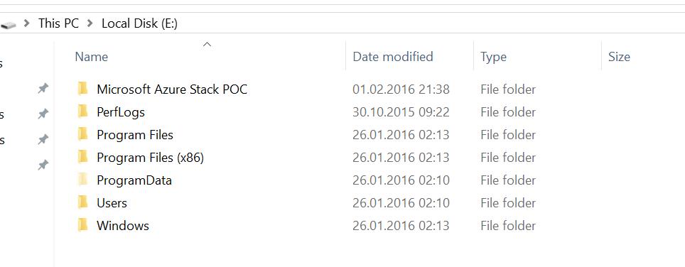 Install Azure Stack POC into a VM - JFE's Tech Blog